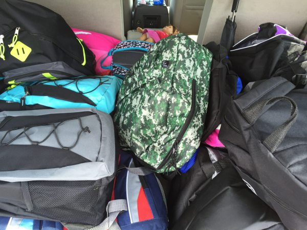 Back to School Backpack Program